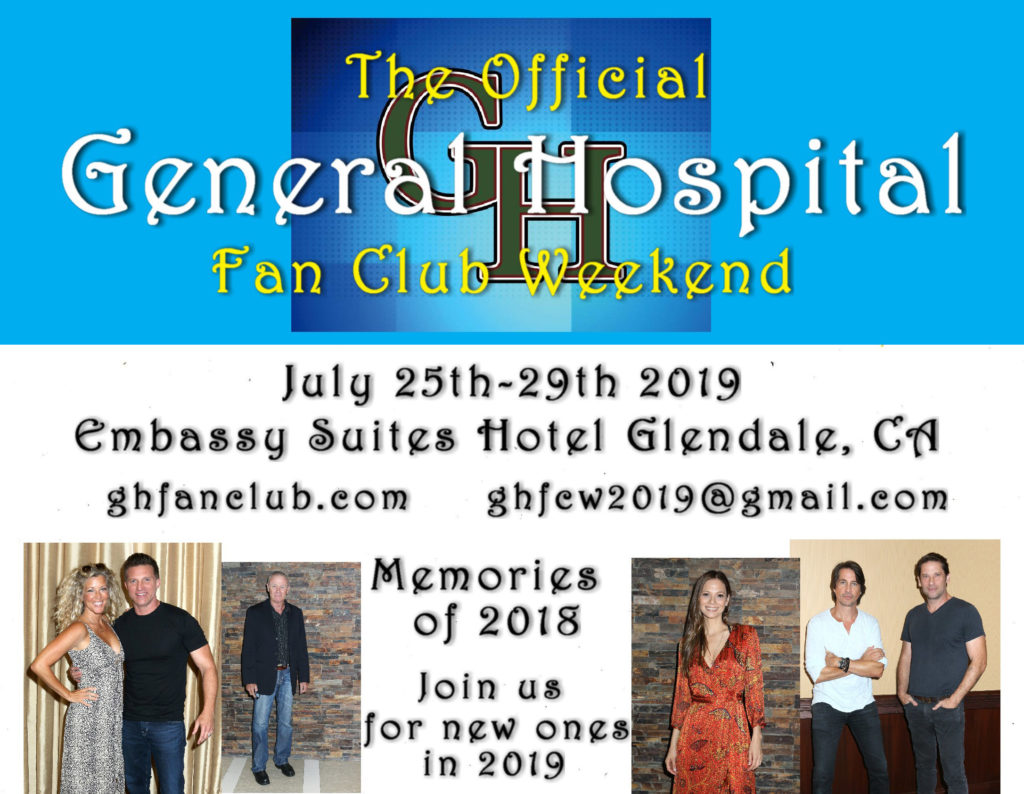 The Official General Hospital Fan Club - Debbie Morris